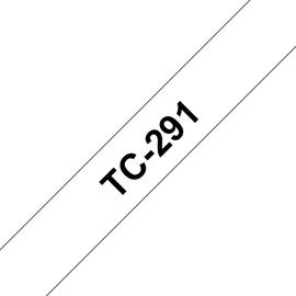 Этикет-лента для принтеров Brother TC291, 770 см