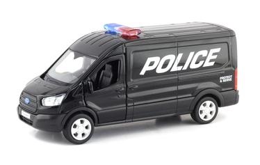Žaislinė mašinėlė RMZ city, Ford transit van police 554041P, 1/32