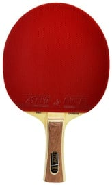 Atemi Ping Pong Racket Carbon 300 Concave