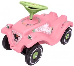 BIG Bobby Car Classic Flower Pink/Green