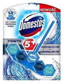 Domestos Power 5 Blue Water Ocean Toilet Block 53g