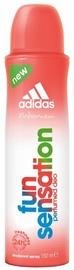 Adidas Fun Sensation 150ml Deodorant Spray