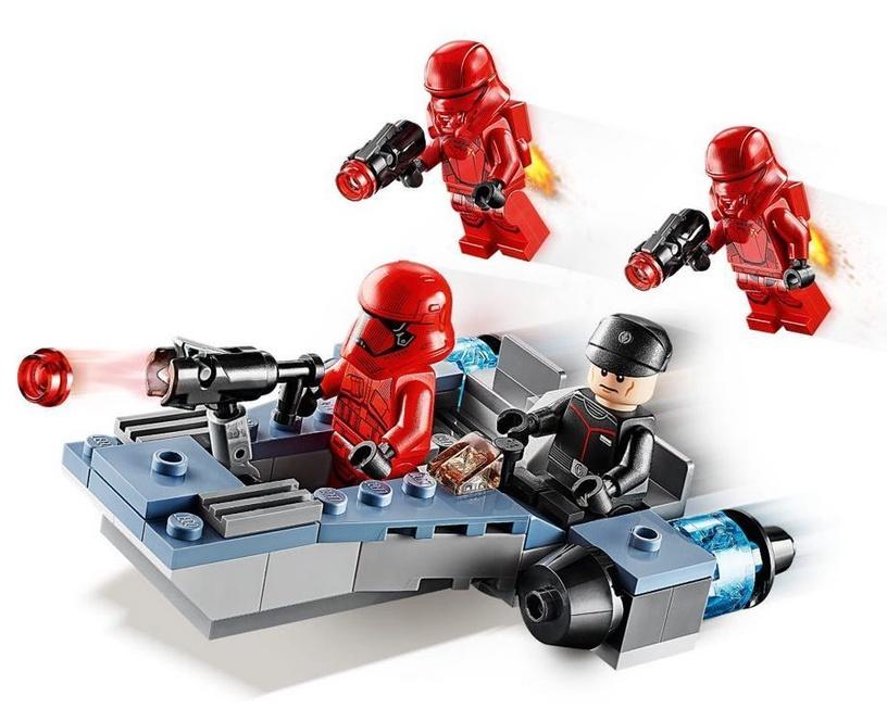 Конструктор LEGO Star Wars Sith Troopers Battle Pack 75266 75266, 105 шт.