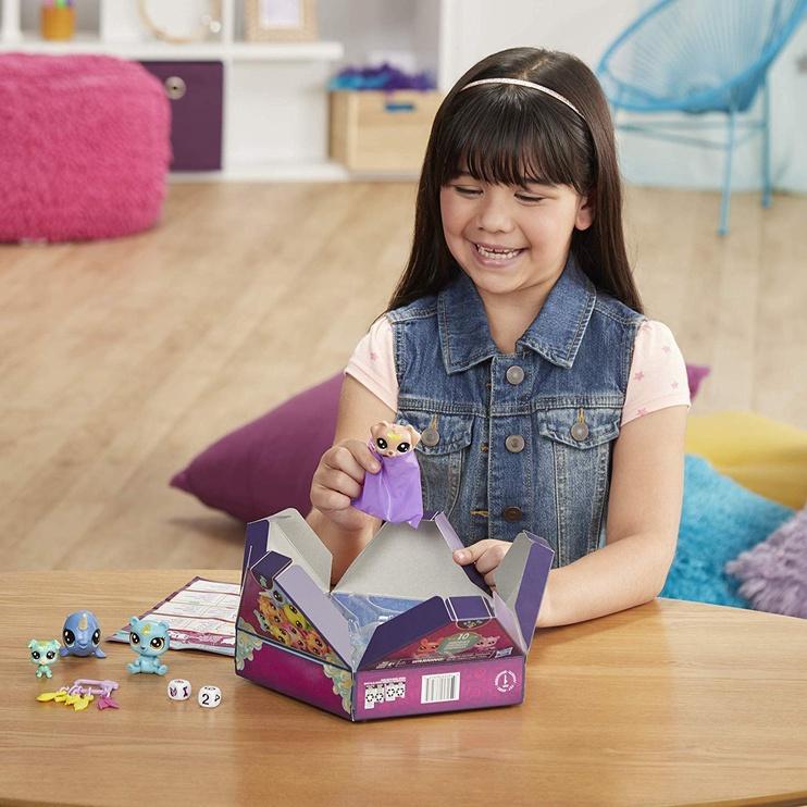 Фигурка-игрушка Hasbro Littles Pet Shop Lucky Pets Multi Pack E7258