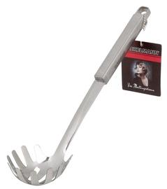 Fackelmann Spaghetti Spoon 30cm Silver