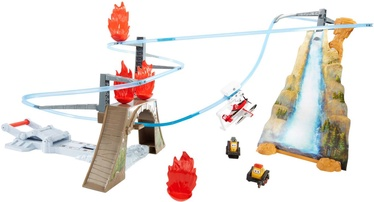 Mattel Disney Planes Fire & Rescue Action Shifters Piston Peak Air Attack BFM28