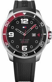 Tommy Hilfiger Black Men Watch 1791153