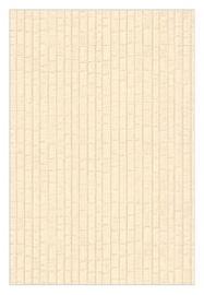 Keraminės sienų plytelės Lucerna Beige, 30 x 20 cm