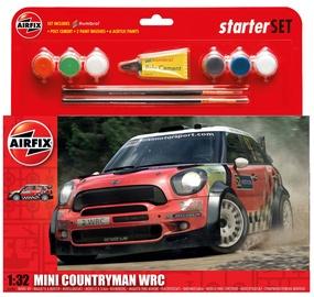 Airfix MINI Countryman WRC Starter Set 1:32