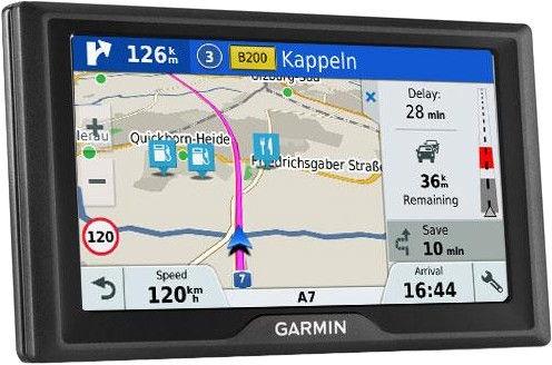 Garmin Drive 61 Central Europe LMT-S