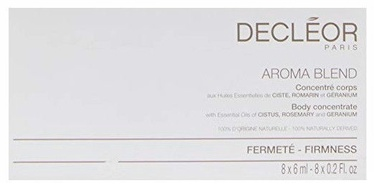 Decleor Aroma Blend Body Concentrate Firmness 8x6ml