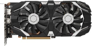 MSI GeForce CUDA GTX1060 OCV1 6GB DDR5 PCIE GeForce GTX 1060 6GT OCV1