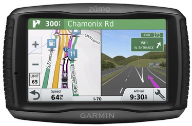 Garmin Zūmo 595LM Europe Travel Edition