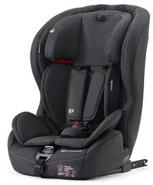 Автомобильное сиденье KinderKraft Safety-Fix, черный, 9 - 36 кг