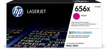 HP Toner 656X CF463X Magenta