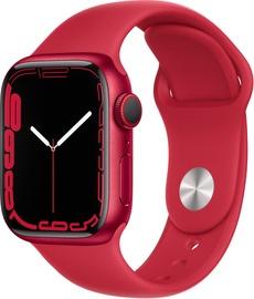 Nutikell Apple Watch Series 7 GPS + LTE 41mm Aluminum, punane