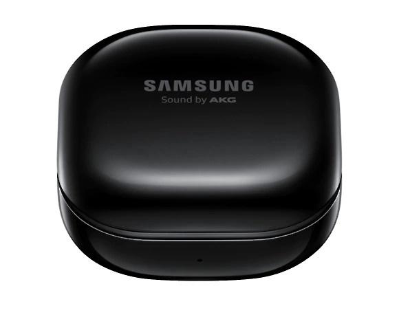 Belaidės ausinės Samsung Galaxy Buds Live In-Ear, juodos