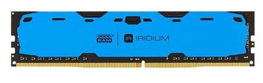 GoodRam IRIDIUM Blue 8GB 2400MHz CL15 DDR4 DIMM IR-B2400D464L15S/8G