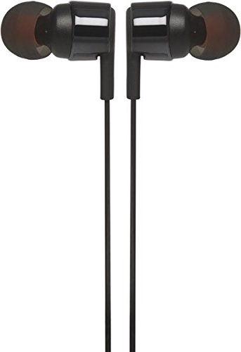 Ausinės JBL T210 In-Ear Black
