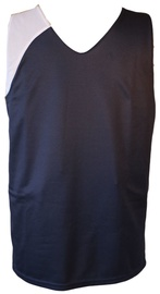 Bars Mens Basketball Shirt Dark Blue/White 32 128cm