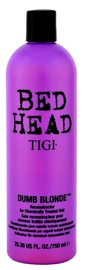Tigi Bed Head Dumb Blonde Reconstructorhg Chemically Treated Hair 750ml