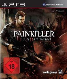 Painkiller: Hell And Damnation PS3