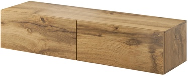 TV galds Cama Meble Vigo 140 Wotan Oak, 1400x300x400 mm