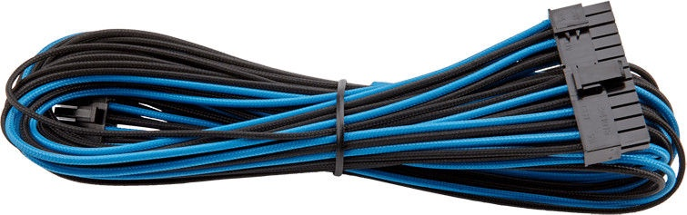 Corsair Premium Individually Sleeved PSU Cable Kit Pro Type 4 (Gen 3) Blue/Black
