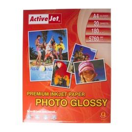 Fotopopierius Active Jet AP4-180G20, blizgus, A4