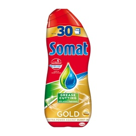 Indaplovių gelis Somat Gold Anti - Grease, 0,6 l