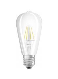 SPULDZE LED RETROFIT ST64 6W/827 E27 CL (OSRAM)