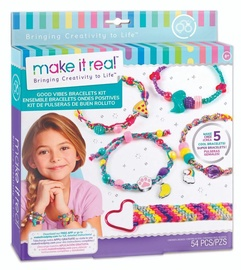 Make It Real Good Vibes Bracelets Kit