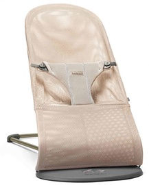 BabyBjorn Bouncer Bliss Pearly Pink Mesh