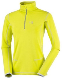 Millet LD Tech Stretch Top Yellow M