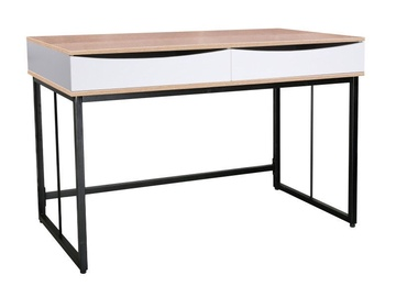 Signal Meble Writing Desk B170 Oak White