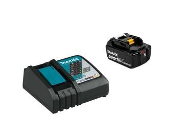Makita 199847-8 Battery w/ Charger Set 4Ah 18V