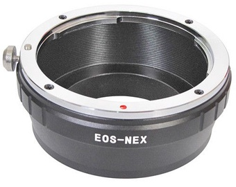Fotocom EOS-NEX Mechanical Lens Adapter