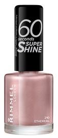 Rimmel London 60 Seconds Super Shine 8ml Nail Polish 210