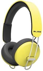 Ausinės Blow HDX200 Headphones Yellow