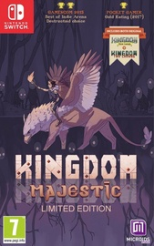 Kingdom Majestic Limited Edition SWITCH