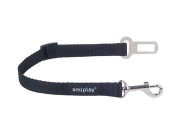 Автомобильный ремень безопасности Amiplay amiTravel, 65 см x 2.5 см x 0.01 см