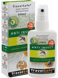 TravelSafe Anti-Insect Spray 60ml