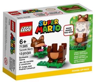 Constructor LEGO Super Mario Tanooki Mario Power Up Pack 71385