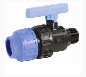 """Slėginių vamzdžių ventilis STP Fittings Sia 147040 CMA, 40 mm x 1¼"""", su išoriniu sriegiu"""