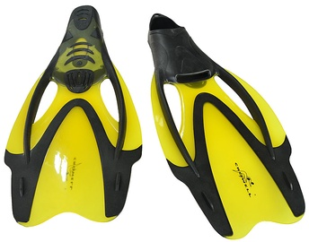 Crowell Fins Yellow Black 39/40