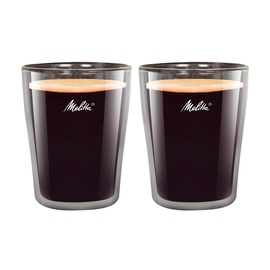 Melitta Coffee Glasses 2X200ml