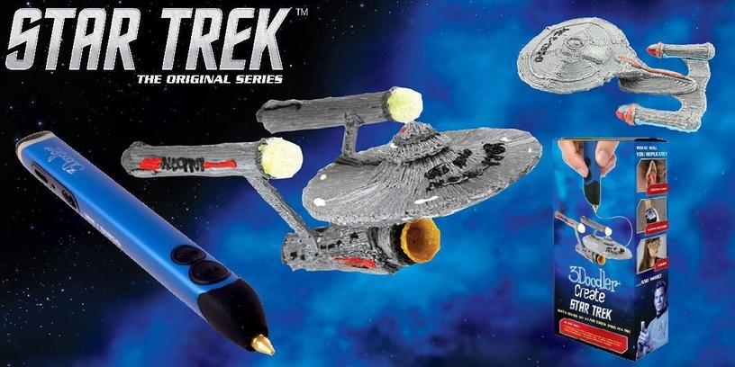 3Doodler Create Star Trek