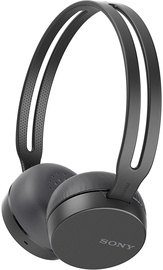 Ausinės Sony CH400 Wireless Headphones Black