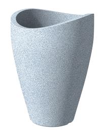 Plastikinis vazonas Scheurich, Ø29.8 cm