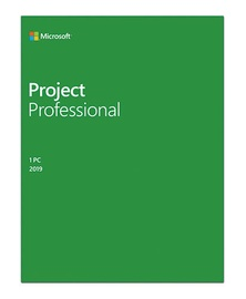 Microsoft Project Pro 2019 ESD Multilingual